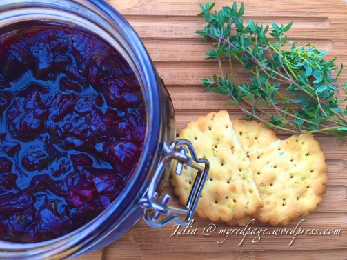 Red Onion Savoury Jam